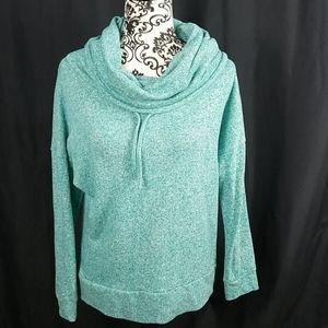 Women's PL Be Inspired Cowel Neck Sweatshirt